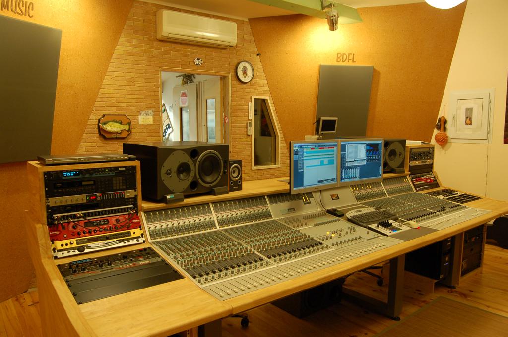 BDFL STUDIO ENREGISTREMENT VENELLES
